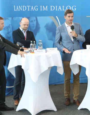CDU-Abgeordnete stellten sich den Fragen der Bürger