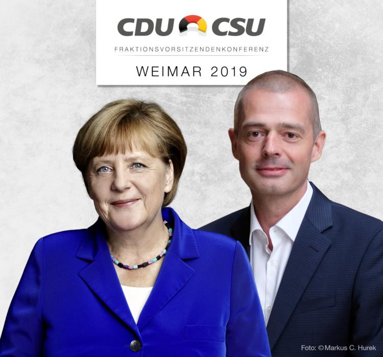 Pressekonferenz mit Bundeskanzlerin Angela Merkel