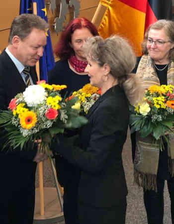 Wir gratulieren Henry Worm zur Wahl als Vizepräsident des Thüringer Landtags.