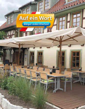 Auf ein Wort in Steinbach
