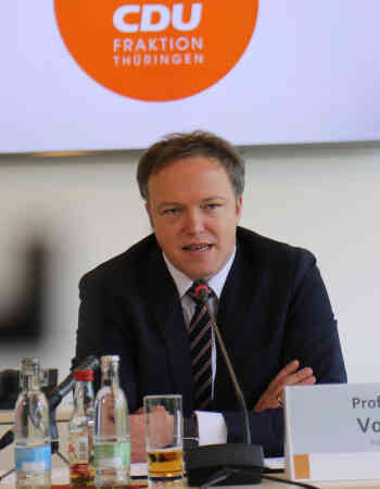 "Voigt: ""Thüringen ist stärker als der Virus"""