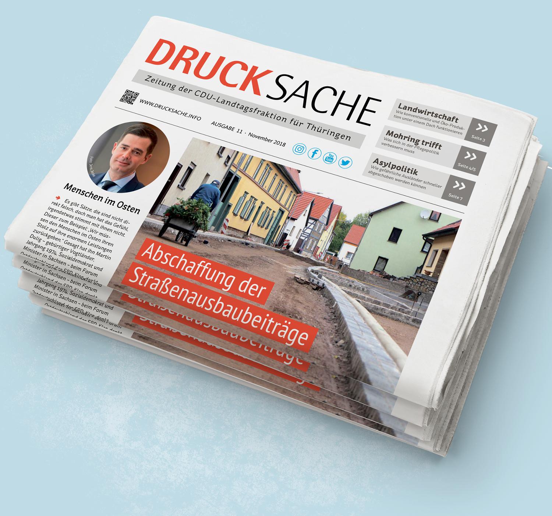 DruckSache | Ausgabe 12-2018