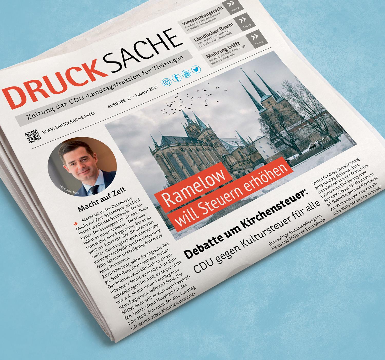 DruckSache | Ausgabe 13-2019