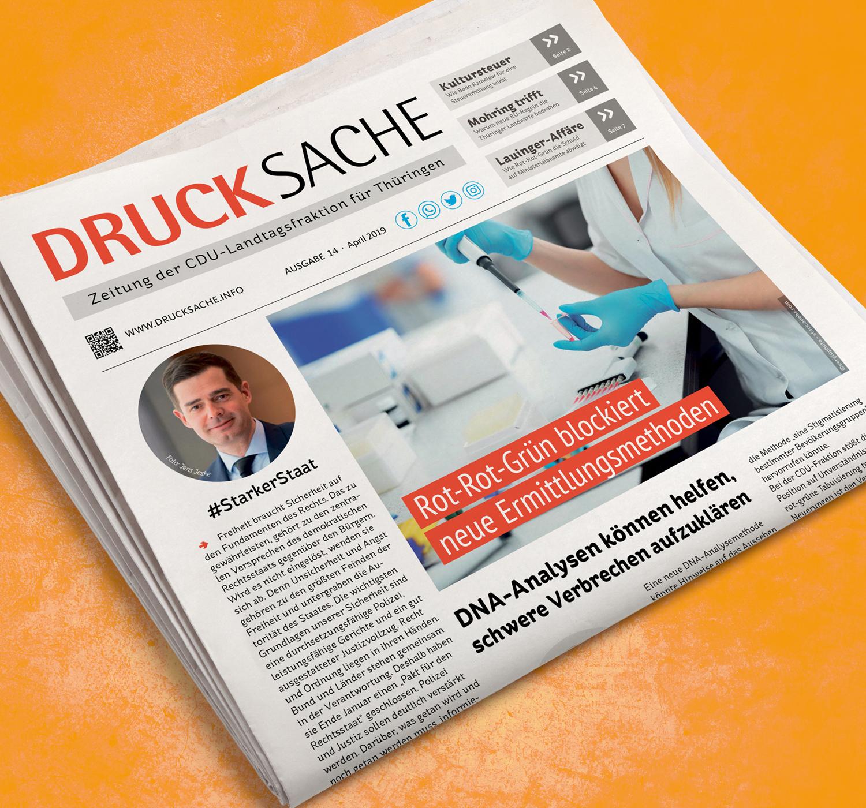 DruckSache | Ausgabe 14-2019