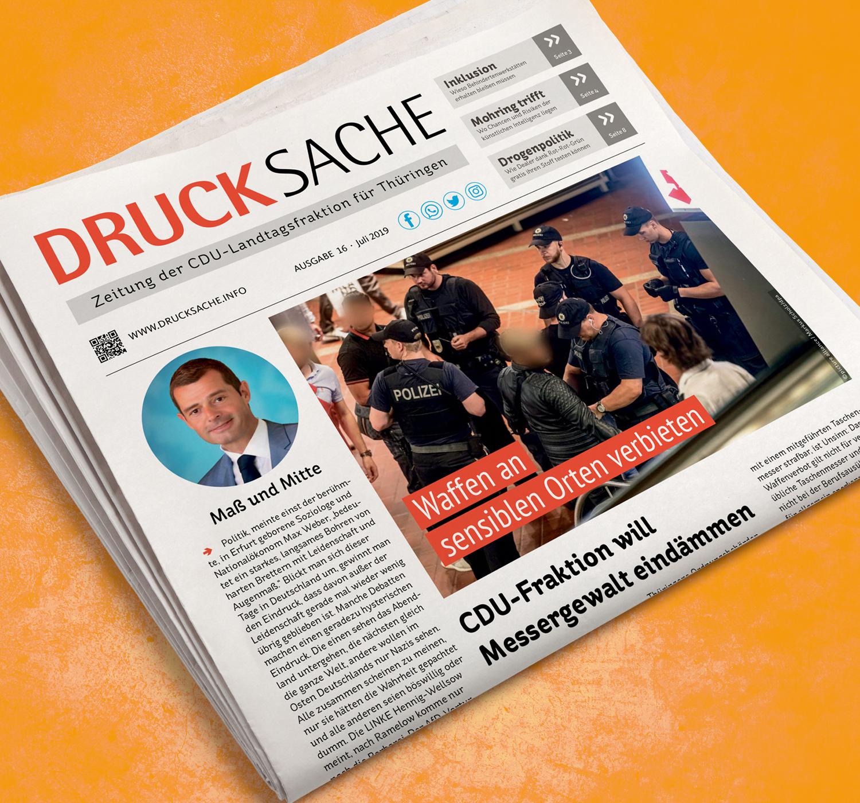 DruckSache | Ausgabe 16-2019