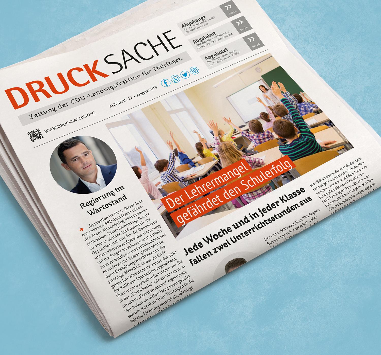 DruckSache | Ausgabe 17-2019