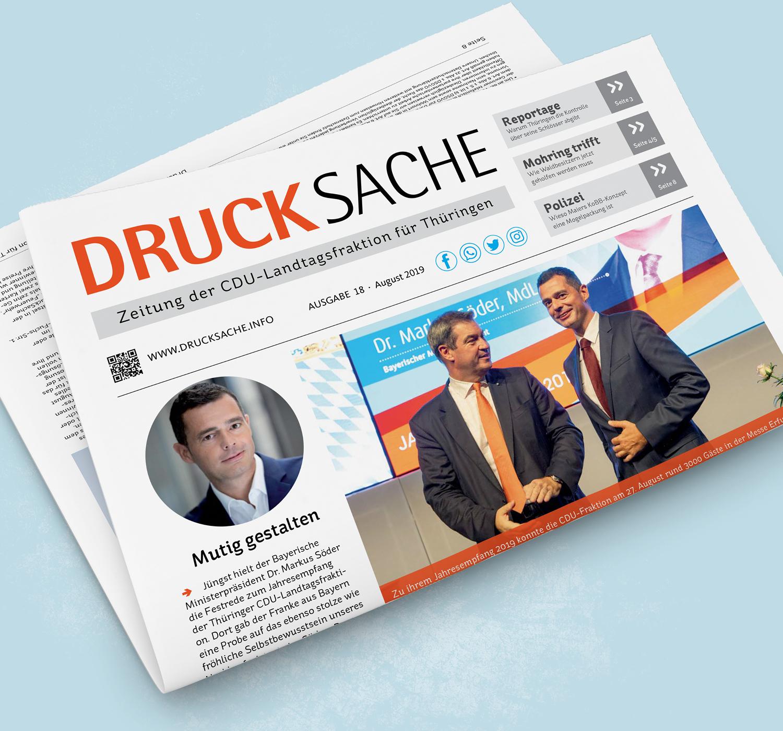 DruckSache | Ausgabe 18-2019