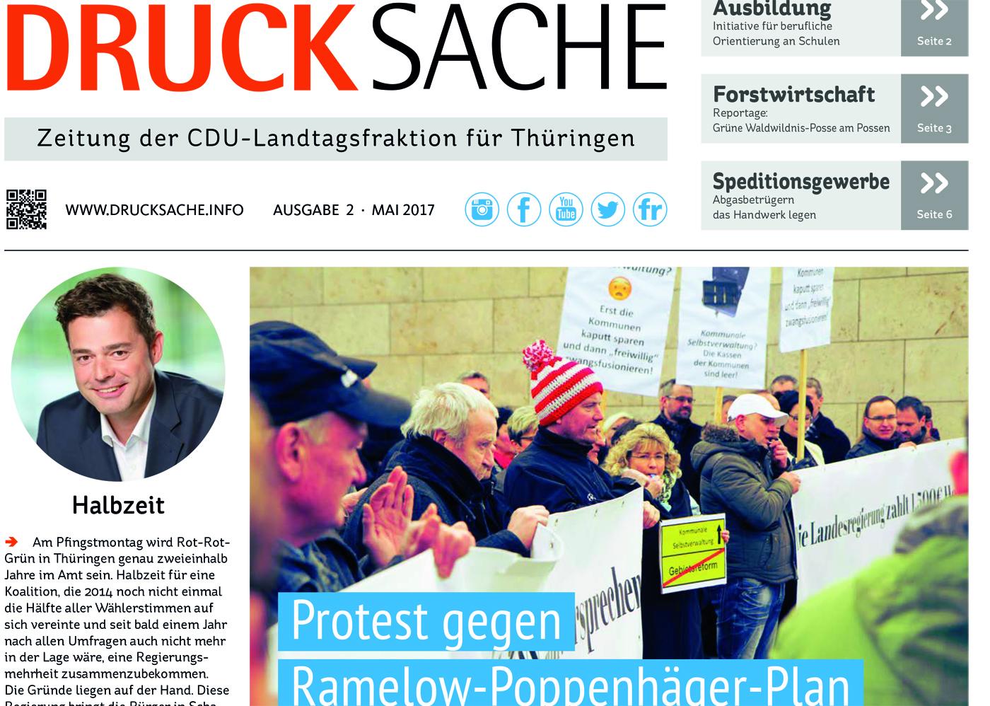 DruckSache | Ausgabe 02-2017