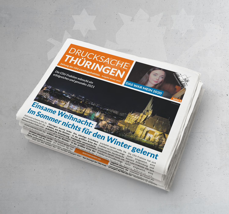 DruckSache | Ausgabe 21-2020