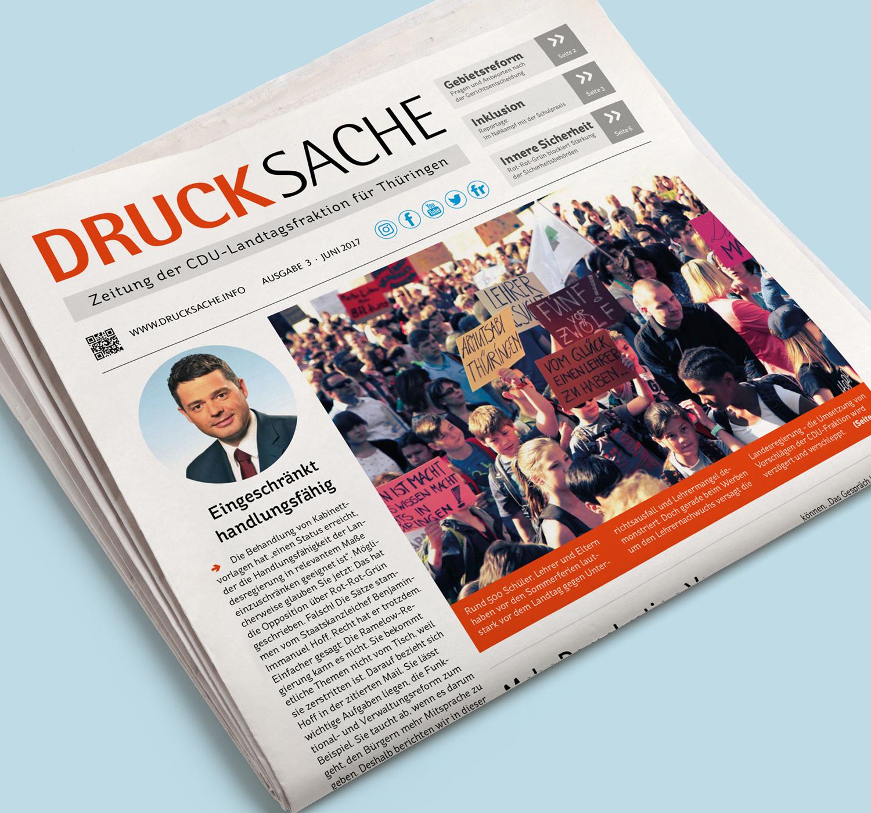 DruckSache | Ausgabe 03-2017