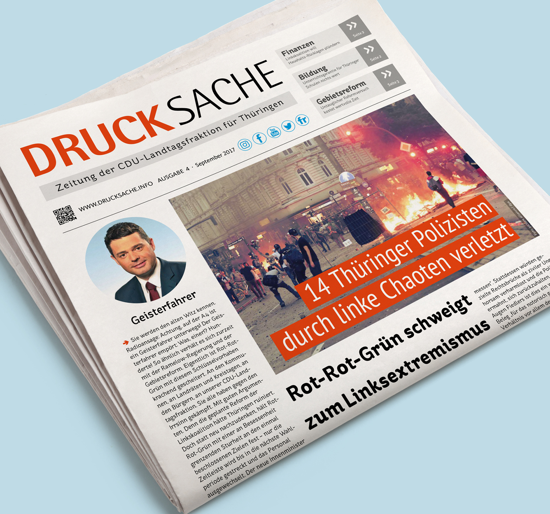 DruckSache | Ausgabe 04-2017