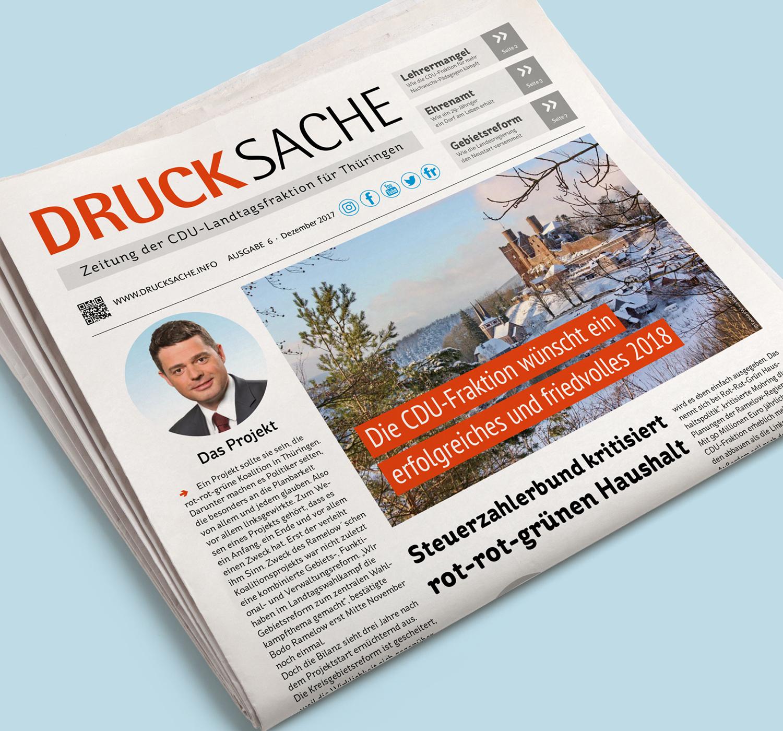 DruckSache | Ausgabe 06-2017