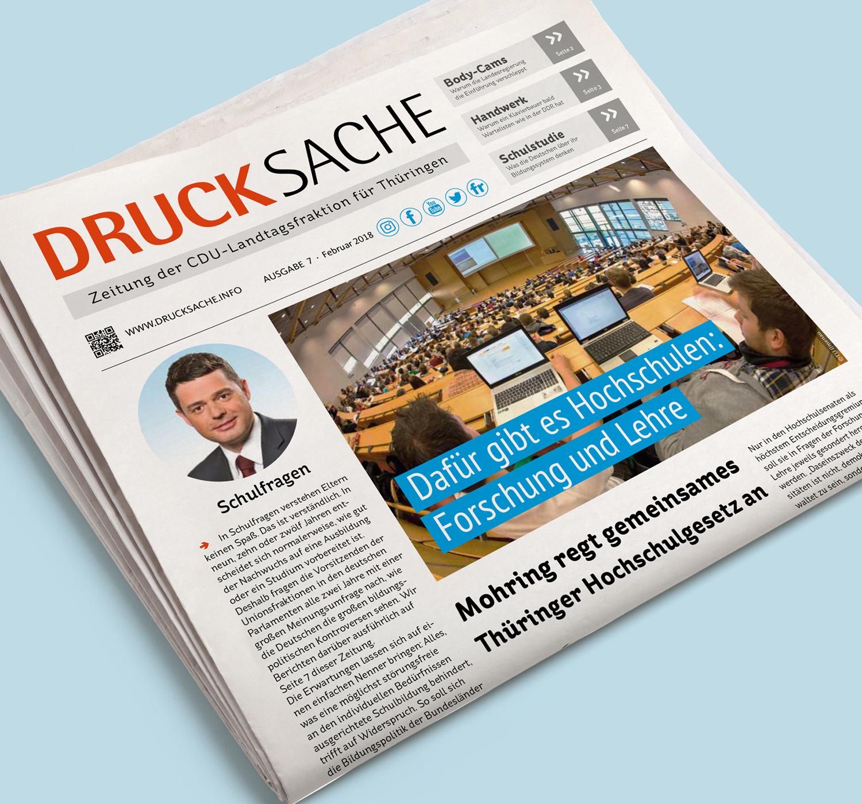 DruckSache | Ausgabe 07-2018
