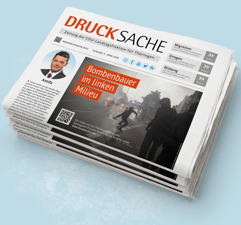 DruckSache | Ausgabe 08-2018