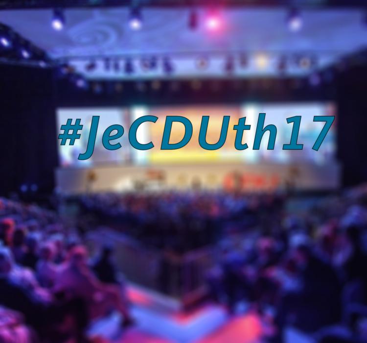 Jahresempfang 2017 der CDU-Fraktion im Thüringer Landtag