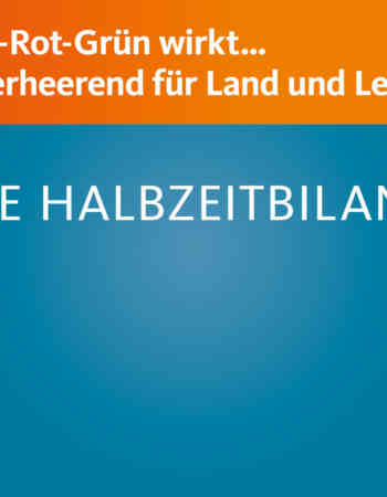 CDU-Bilanztour durch 38 Orte beendet