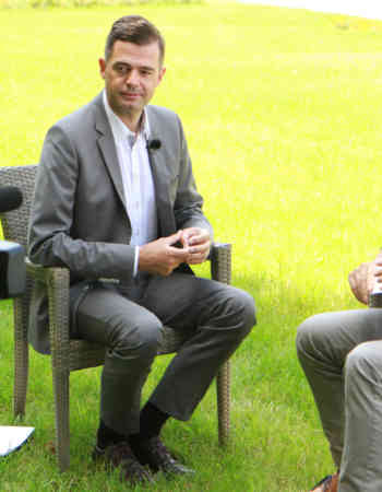 Sommerinterview mit Mike Mohring