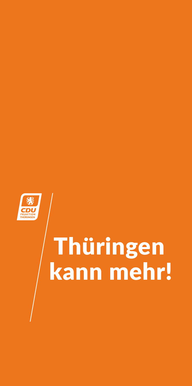 Thüringen kann mehr
