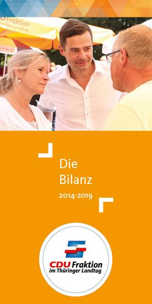 Die Bilanz 2014 - 2019