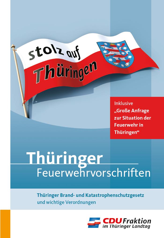 Thüringer Feuerwehrvorschriften