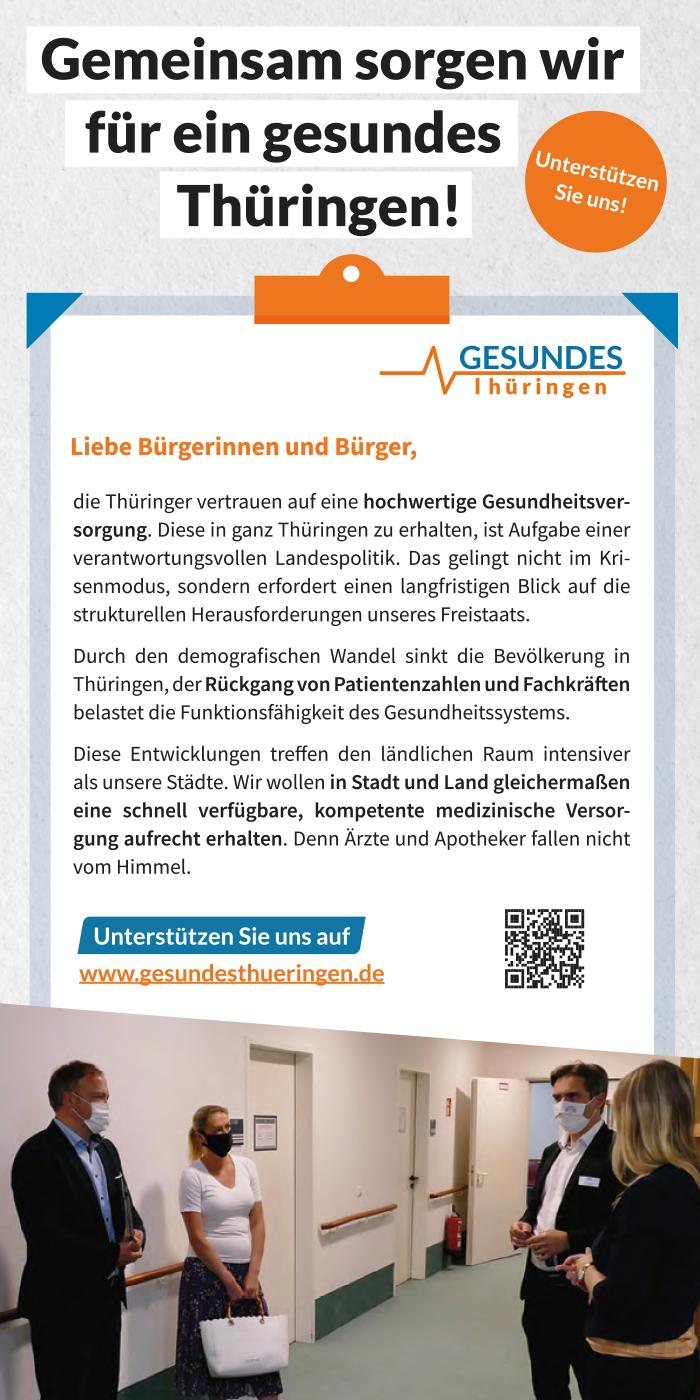 Gesundes Thüringen